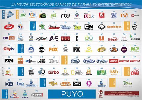 Canales – Cable Premier