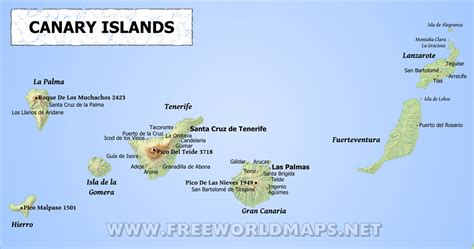Canary Islands   Spain   Blog about interesting places