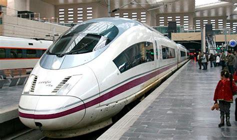 Cancelados nueve trenes AVE entre Sevilla y Madrid por la ...