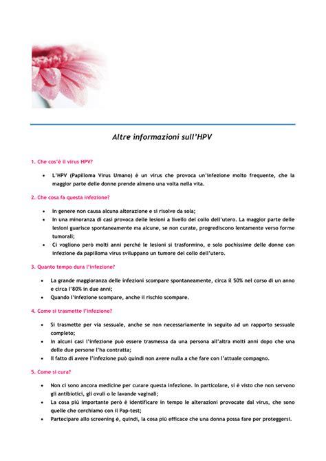 Cancer colon fase 4. Definition de papillomavirus humains