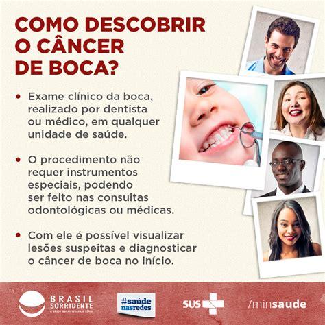 Câncer de boca: sintomas, causas, prevenção e tratamento