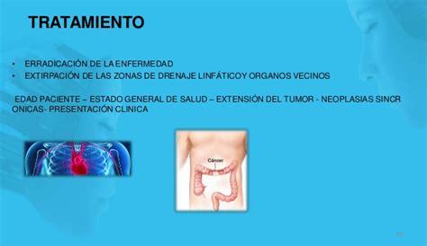 Cancer de colon y recto