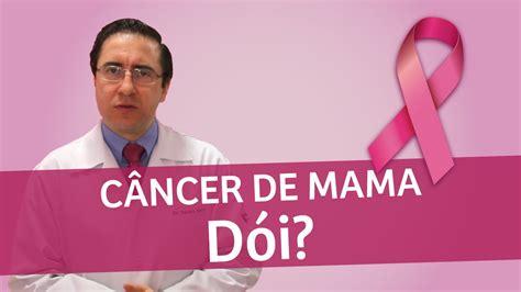 Câncer de Mama   Câncer de mama Dói ?   IMEB   YouTube