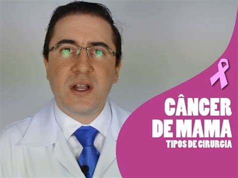 Câncer de Mama | Tipos de Cirurgia | IMEB   YouTube