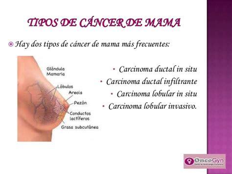 Cancer de mama y Prevención