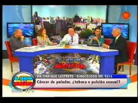 Cáncer de paladar Dr Enrique Lastreto   YouTube