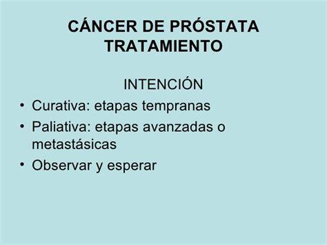 Cáncer de próstata 2