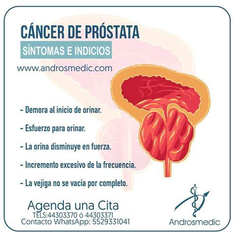 Cáncer de Próstata en Etapa Inicial   Androsmedic