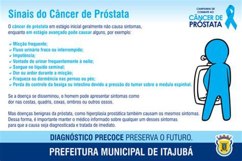 Câncer de próstata – Prefeitura Municipal de Itajubá
