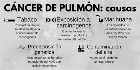 Cáncer de Pulmón: Qué es, Tratamientos, Síntomas e Información