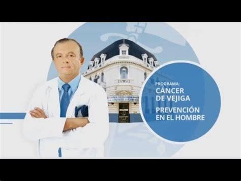 Cáncer de Vejiga / Prevención en el hombre  Programa 9 ...