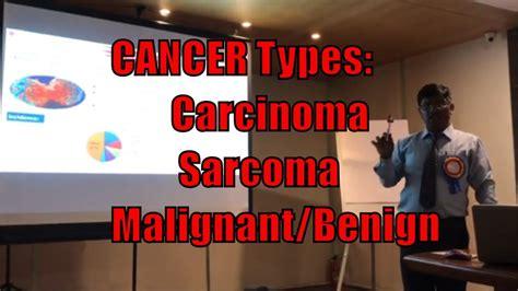CANCER Types Carcinoma Sarcoma Blastoma Lymphoma ...