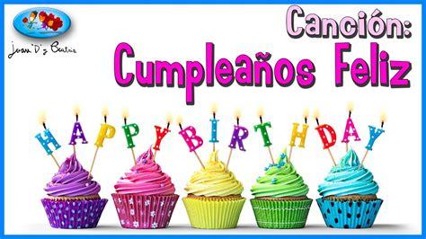 Canción Cumpleaños Feliz de Juan  D  y Beatriz   YouTube