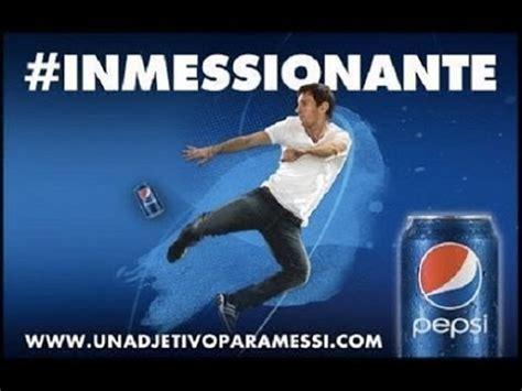 Cancion de comercial de Pepsi  Lionel Messi Music Completa ...