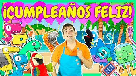 Canción de CUMPLEAÑOS FELIZ con los Calcetines Perdidos  ...