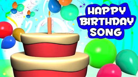 cancion de feliz cumpleaños | Canción Infantil | canciones ...