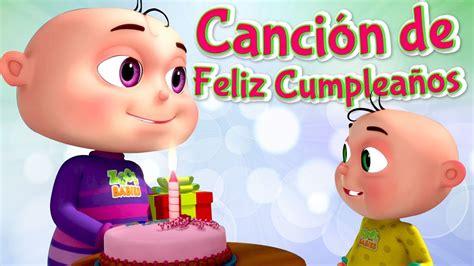 Canción de Feliz Cumpleaños I Canción del Cumpleaños I ...
