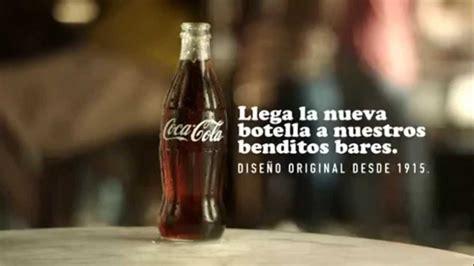 Canción del Anuncio Coca Cola 2015  Nueva Botella    YouTube