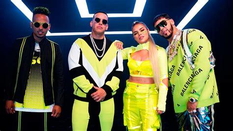 Canciones de reggaetón de 2019 | Shock.co
