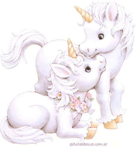canciones infantiles   Bebé unicornio, Imagenes de ...