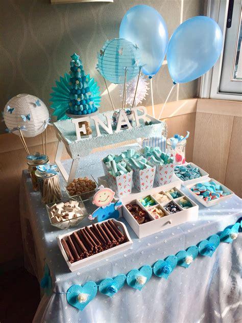 Candy Bar #bautizo #comuniones | Baptism | Bautizo | Mesa ...