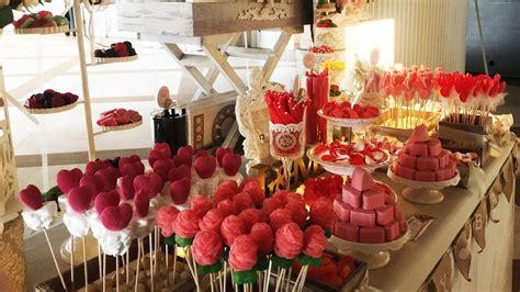 Candy Bar, las mejores mesas dulces. Chuches, tartas y ...