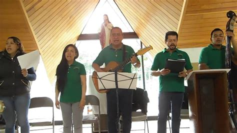 Canto para misa  Tan cerca de ti   Comunión   Ordinario ...