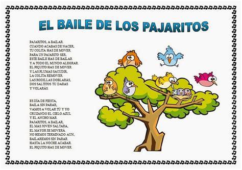 CANTORES INFANTILES: EL BAILE DE LOS PAJARITOS