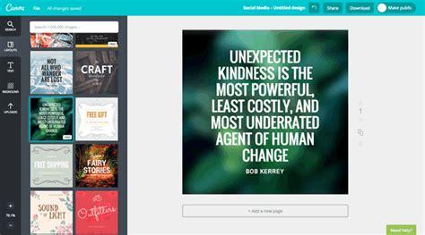 Canva for work: maak zelf social media posts in je eigen ...