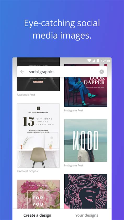Canva   Free Photo Editor & Graphic Design Tool   Android ...
