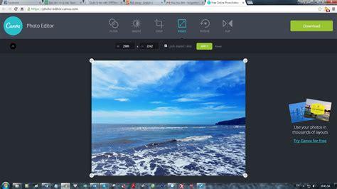Canva Photo Editor: Trình sửa ảnh trực tuyến miễn phí dễ ...