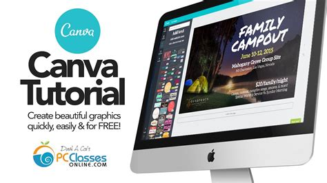 Canva Tutorial: Create Beautiful Graphics Quickly, Easily ...