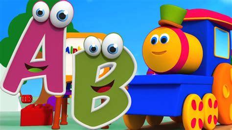 Canzone dell Alfabeto ABC | bob il treno | imparare ...