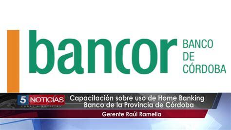 Capacitación sobre uso de Home Banking Banco de la ...