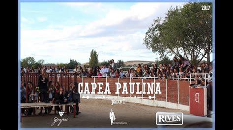 Capea Paulina 2017   CMU San Pablo   YouTube