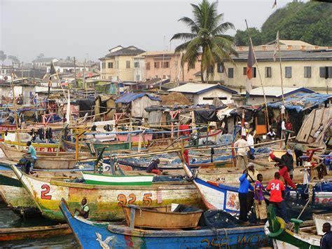 Capital de Ghana, una ciudad muy moderna