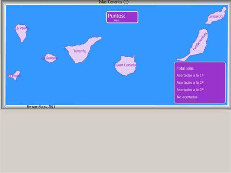 Capitales de las Islas Canarias. ¿Dónde está? » Recursos ...