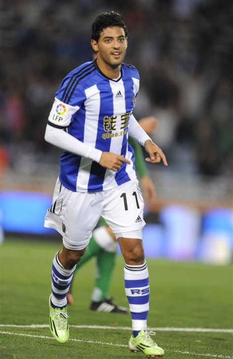 Capitán de la Real Sociedad considera a Carlos Vela el ...