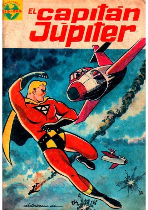 Capitan Jupiter N°1  con imágenes  | Libros, Revistas ...