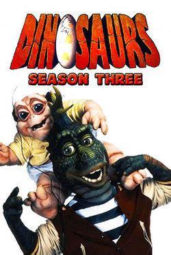 Capítulo 3x15 Dinosaurios Temporada 3