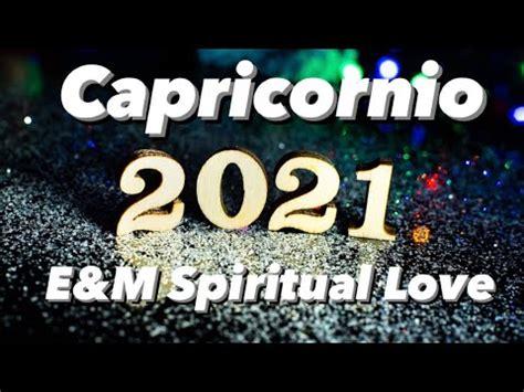 CAPRICORNIO ️. PREDICCIONES PARA EL AÑO 2021