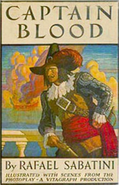 Captain Blood by Rafael Sabatini by Rafael Sabatini | NOOK ...