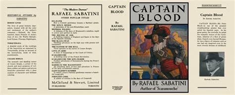 Captain Blood | Rafael Sabatini