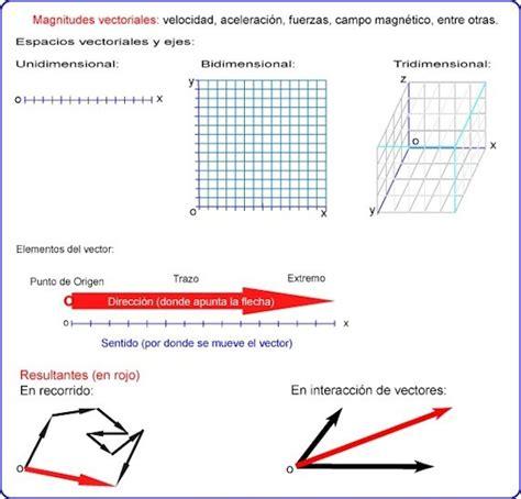 Características de un Vector