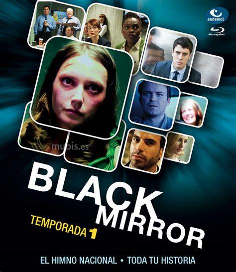 Carátula de Black Mirror  Episodios 1 y 3    Primera ...