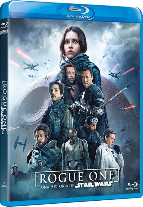 Carátula de Rogue One: Una Historia de Star Wars Blu ray