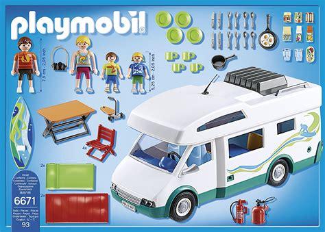 Caravana de verano   PLAYMOBIL   Superjuguete Montoro