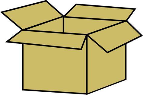 Cardboard Box Drawing at PaintingValley.com | Explore ...