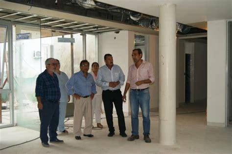 Cardozo recorrió las obras del hospital de Curuzú Cuatiá y ...