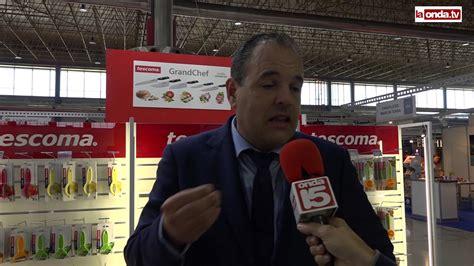 Carlos Baño, Gerente de Tescoma en Alicante Gastronómica ...